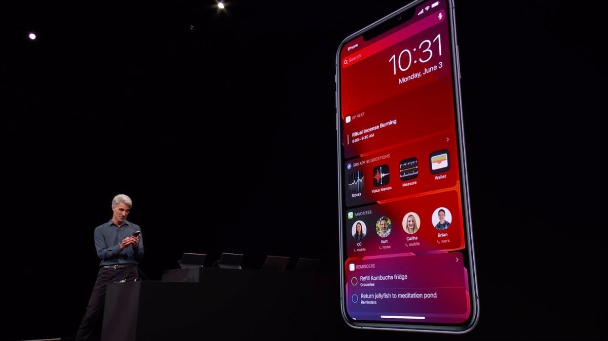 iOS 13 ist offiziell: Das bringt das große Update