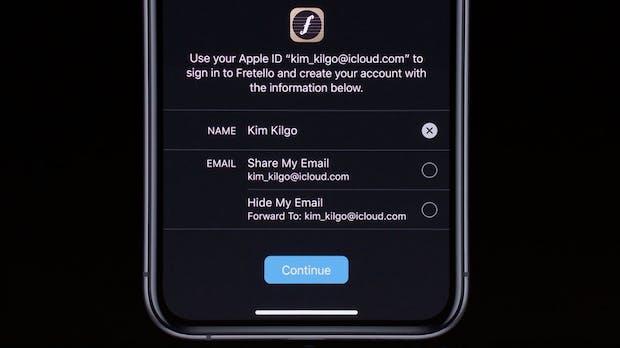 Anmelden mit Apple: Open ID Foundation warnt vor Sicherheitsrisiken