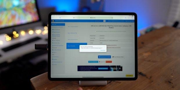 iOS 13 bringt besseren Dateimanager mit USB- und SMB-Unterstützung. (Foto: 9to5 Mac)