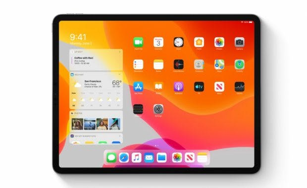 Apples iPadOS. (Picture: Apple)
