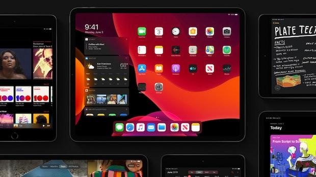 iPadOS: Apple verpasst seinen iPads eigene iOS-Version