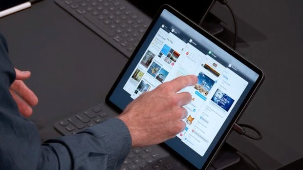 WWDC 2019: iPad und iPhone bald mit der Maus bedienbar