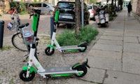 E-Scooter: Lime gibt Bußgelder zukünftig an Kunden weiter