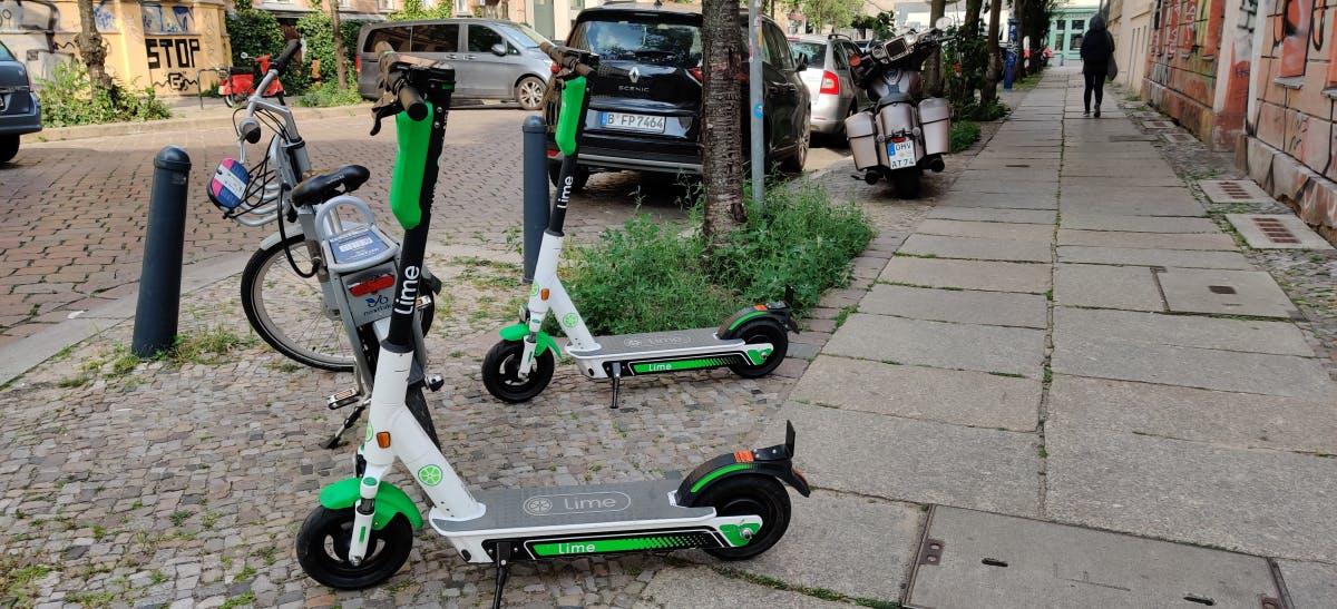 Für E-Scooter-Vielfahrer: Limepass kommt nach Deutschland