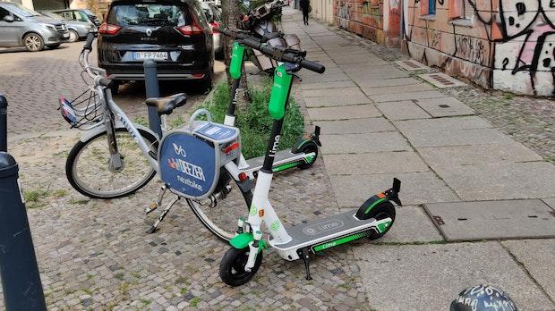 E-Scooter und E-Bikes: Lime, Bird und Uber stellen ihre Angebote vorübergehend ein