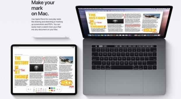 macOS Catalina: Sidecar macht iPad zum externen Mac-Monitor
