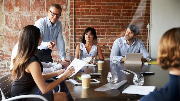 Ein Meeting ist Arbeit! So führst du es erfolgreich