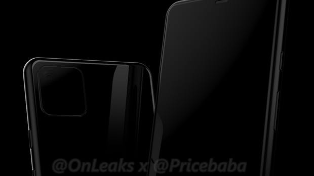 Pixel 4: Googles nächstes Top-Smartphone könnte ein wenig ans iPhone 11 erinnern