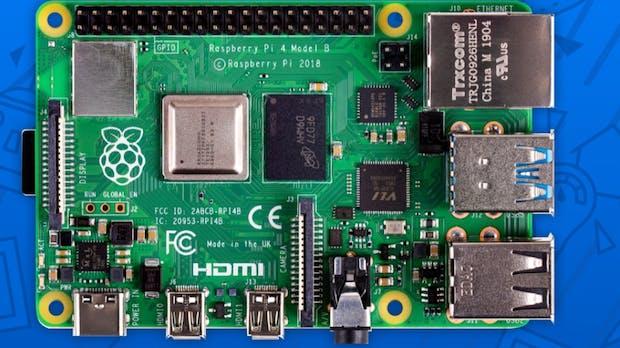 Raspberry Pi 4: Bastelrechner bekommt doppelten Arbeitsspeicher zum gleichen Preis