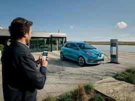Renault Zoe ZE 50. (Foto: Renault)