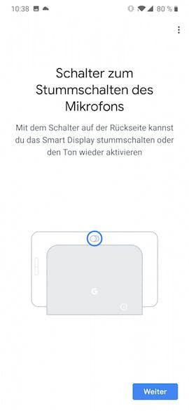 Ein Blick in die Google-Home-App. (Bild. t3n)