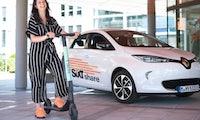 E-Scooter Startup Tier kooperiert mit Sixt