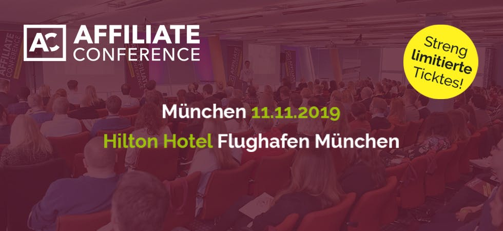Die Leitkonferenz der Affiliate-Branche in neuer Location