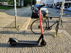 Voi E-Scooter. (Foto: t3n)