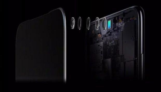 Xiaomi zeigt In-Display Frontkamera. (Bild: Xiaomi)