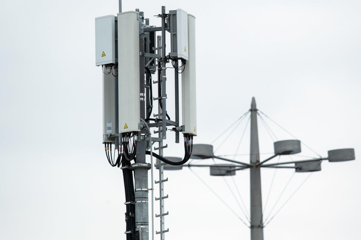 Vodafone startet erste 5G-Netze in Düsseldorf, Köln und Dortmund