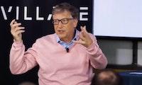 Bill Gates bricht Lanze für Biokraftstoffe und sieht kaum Chancen für E-Lkw