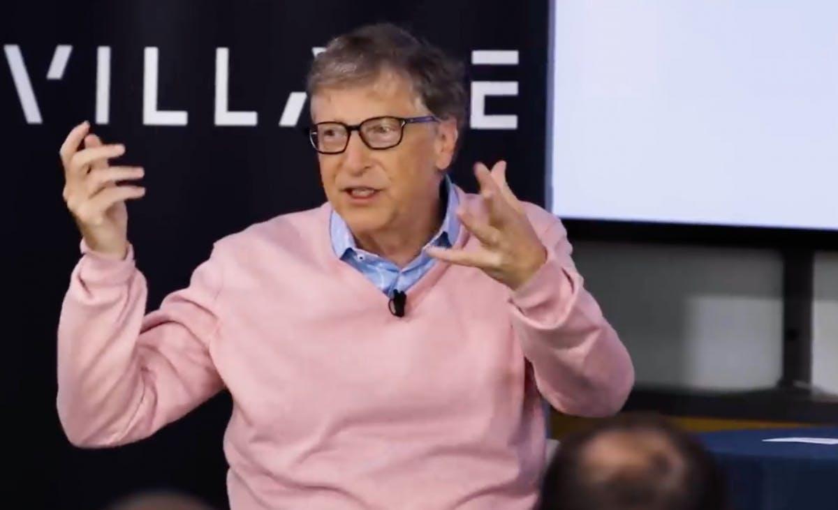 Bill Gates überholt Jeff Bezos und ist wieder reichster Mensch der Welt