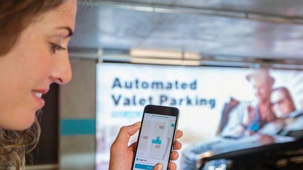 Vollautonomes Parken von Bosch und Daimler erhält Freigabe der Behörden