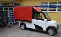 Ari 458: Das ist der kleinste Elektro-Transporter Deutschlands