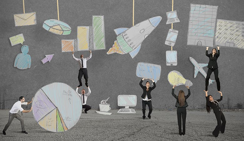 Unternehmen müssen ihre Ressourcen durch einfache, interne Kommunikation entlasten