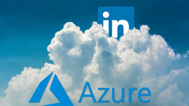Microsoft holt Linkedin in die Azure Cloud