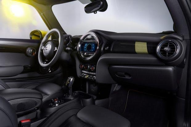 E-Auto Mini Cooper SE von BMW