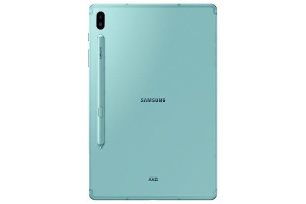 Samsung Galaxy Tab S6. (Bild: Samsung)