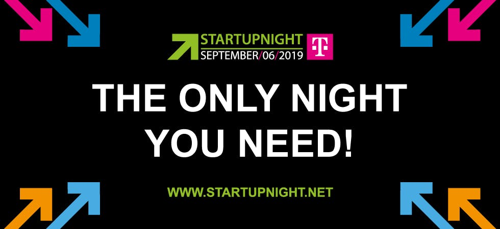 Startupnight Berlin Pitch