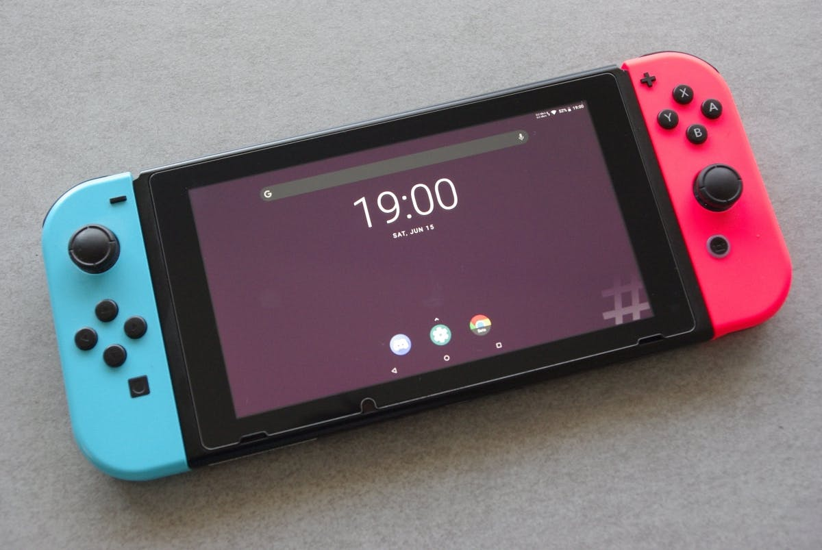 Nintendo Switch mit Android? So gehts!