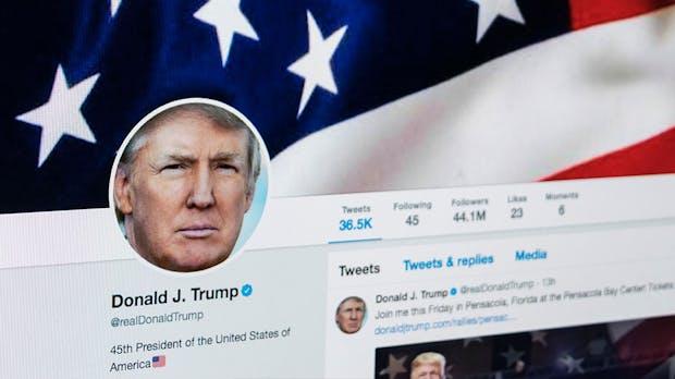 Wie Rumpelstilzchen Trump sein eigenes Spielzeug und das Internet kaputtmachen will
