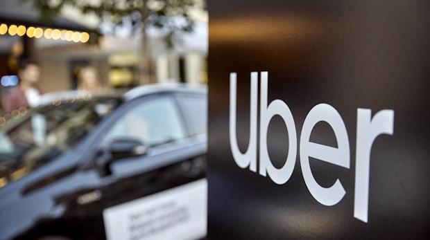 Aktienvergütung drückt Uber ins Minus: 5,2 Milliarden Dollar Verlust