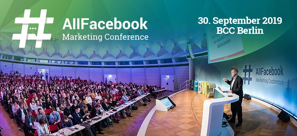 Alles rund um Social-Media-Advertising auf der #AFBMC 2019 in Berlin