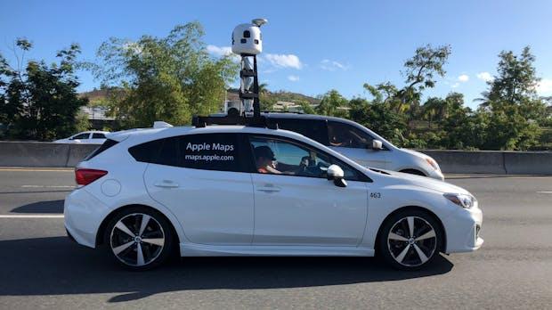 Apple Maps: Antwort auf Google Streetview auch für Deutschland