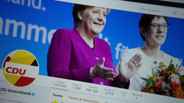 CDU blamiert sich auf Twitter mit absurdem Elektroauto-Vergleich