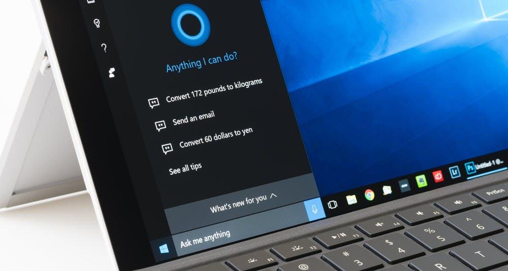 Windows 10 öffnet sich für Sprachassistenten wie Alexa