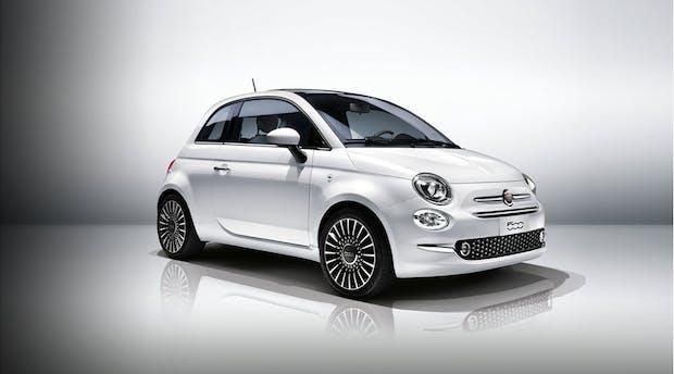 80.000 elektrische Fiat 500 sollen ab 2020 in Turin gebaut werden