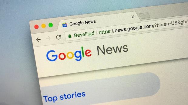 Google kauft erstmals Inhalte bei Zeitungsverlagen ein