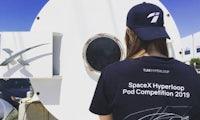 Elon Musk plant für nächsten Hyperloop-Wettbewerb 10-Kilometer-Röhre mit Kurve