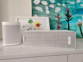 Ikea Symfonisk Regalspeaker mit Sonos One. (Foto: t3n)