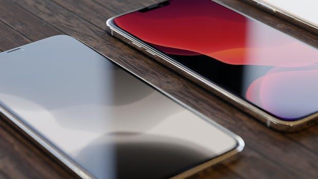 So könnten die 2020er iPhone-Modelle aussehen. (Renderbild: Ben Geskin)