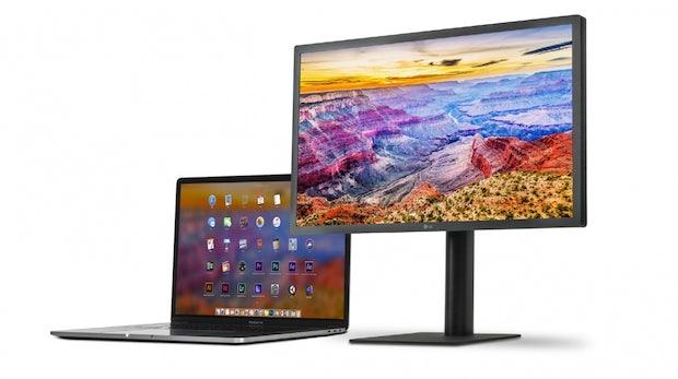 LGs neues Ultrafine-5K-Display für Mac und iPad Pro kostet 1.400 Euro