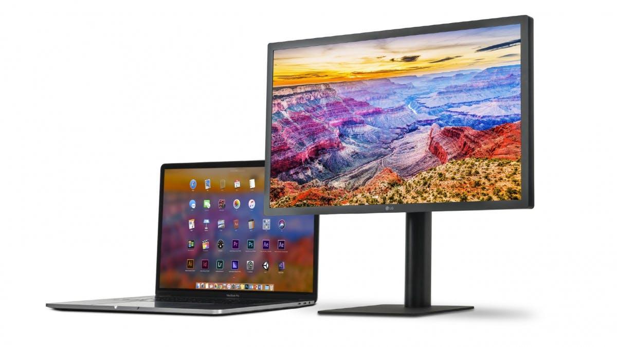 Ultrafine-5K: LGs neues Display für Mac und iPad Pro kostet 1.400 Euro