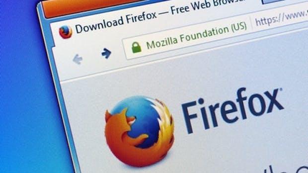 Neuer Firefox soll deutschen Verlagen schaden