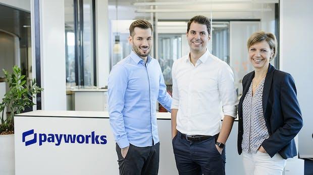 Visa kauft Münchner Bezahl-Startup Payworks