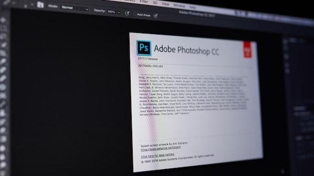 So hat sich Adobes Photoshop über die Jahrzehnte verändert