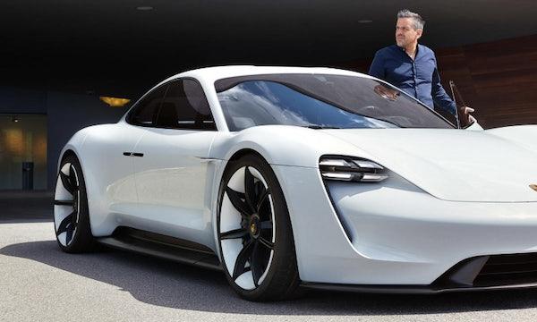 Feature zurückgezogen: Porsche Taycan EV lädt nicht mit 350 Kilowatt