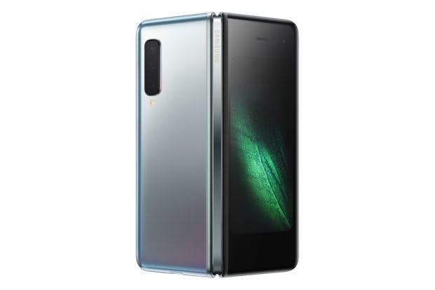 Samsung Galaxy Fold. (Bild: Samsung)