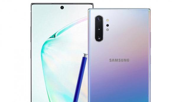 Samsung Galaxy Note 10 (Plus): Das steckt wohl drin, so sieht es aus
