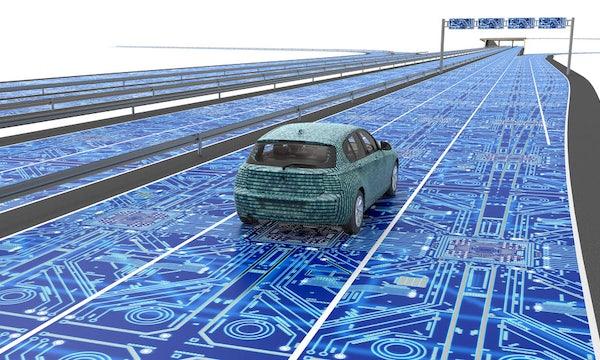 Risiko Verkehrsschild: Selbstfahrende Autos brauchen eigene Lösungen